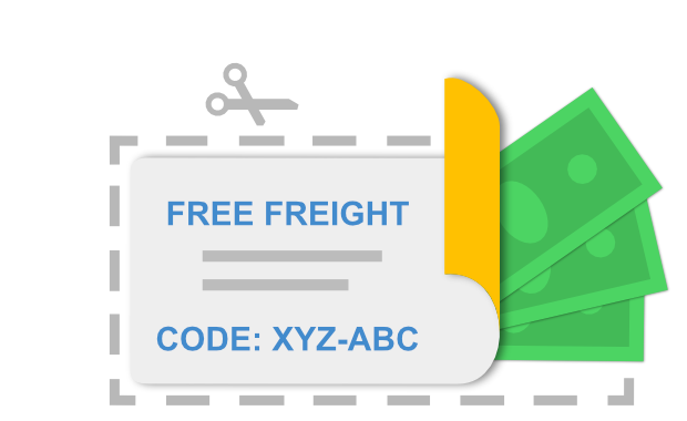 Versandkosten Gutscheine für den OXID eShop