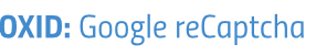 ReCaptcha für OXID eShop