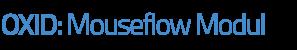 Mouseflow pour OXID eShop