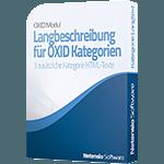 Langtexte für Oxid Kategorien und Herstellerseiten